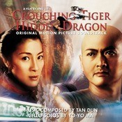 Crouching Tiger, Hidden Dragon Songs