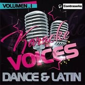 Karaoke & Voices (Dance & Latin) Vol. 1 Songs