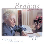 Rubinstein Collection, Vol. 72: Brahms Piano Trios Songs
