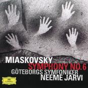 Miaskovsky: Symphony No.6 Songs