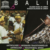 Bali: Balinese Music Of Lombok Songs