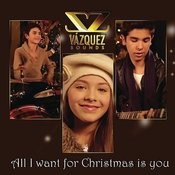 All I Want For Christmas Is You Song