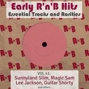 Early R 'n' B Hits, Essential Tracks And Rarities, Vol. 41 Songs