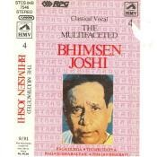 The Multifaceted Genius - Pandit Bhimsen Joshi Songs