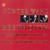 Ludwig van Beethoven: Symphonies Nos. 1 & 2 Songs