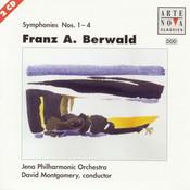 Berwald: Symphonies Nos. 1/2/3/4 Songs