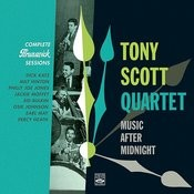Tony Scott Quartet. Complete Brunswick Sessions 1953 Songs