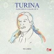 Piano Trio In D Major, Op. 35: III. Sonata Song