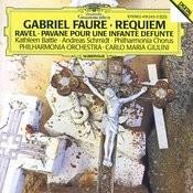 Fauré: Requiem / Ravel: Pavane pour une infante défunte Songs