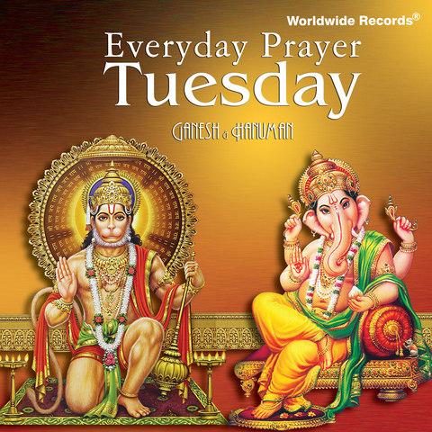 Everyday Prayer Tuesday: Ganesha & Hanuman Songs Download