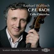 C.P.E. Bach: Cello Concertos Songs