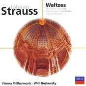 Strauss II, J.: Waltzes Songs