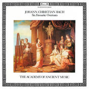 Bach, J.C.: 6 Favourite Overtures Songs