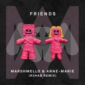 Friends R3hab Remix Mp3 Song Download Friends R3hab Remix Friends R3hab Remix Song By Marshmello On Gaana Com