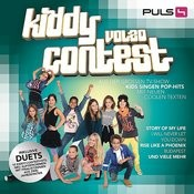 Kiddy Contest, Vol. 20 Songs