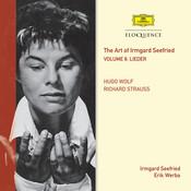 The Art Of Irmgard Seefried – Volume 8: Wolf & Strauss Lieder Songs