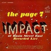 Impact at Basin Street East Songs