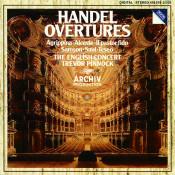 Handel Music For The Royal Fireworks Songs