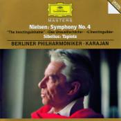 Nielsen Symphony No 4 The Inextinguishable Sibelius Tapiola Op 112 Songs
