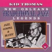New Orleans Traditional Jazz Legends, Vol. 4 Songs