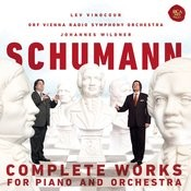Schumann: Complete Works For Piano And Orchestra Songs