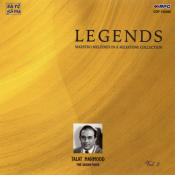Legends Talat Mahmood Volume 1 Songs