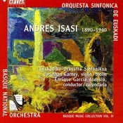Basque Music Collection, Vol. IV: Andres Isasi Songs