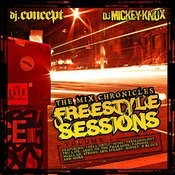 The Mix Chronicles Freestyle Session Songs