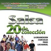Salsa - 20 de Coleccion Songs