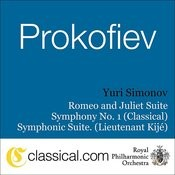 Sergey Prokofiev, Romeo And Juliet Suite No. 2, Op. 64Ter Songs