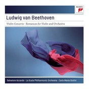 Beethoven: Violin Concerto In D Major, Op. 61; Romances For Violin No. 1 In G Major, Op. 40 & No. 2 In F Major, Op. 50 Songs