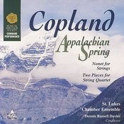 Copland: Appalachian Spring Songs