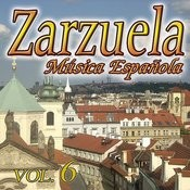 Zarzuelas Vol.6 Songs