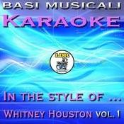 Basi Musicali Karaoke - Whitney Houston Vol.1 Songs