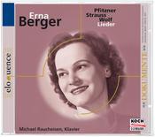 Berger singt Pflitzner-,  Strauss-, Wolf-Lieder Songs