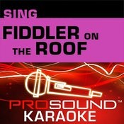 Sabbath Prayer (Karaoke Instrumental Track) [In The Style Of Fiddler On The Roof] Song