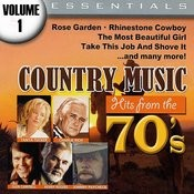 Country Music - Hits From The 70's Songs