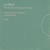 J.S.Bach: The 6 Brandenburg Concertos Songs