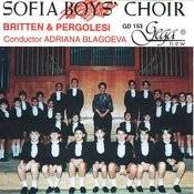 Britten, Pergolesi Songs