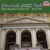 Dvorak: Serenades For Strings Songs