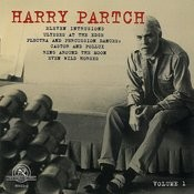 The Harry Partch Collection, Volume 1 Songs