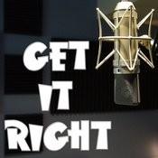 Get It Right (Karaoke) Songs