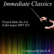 Bach: French Suite No. 4 In E Flat Major, Bwv815 Songs