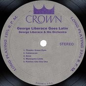George Liberace Goes Latin Songs
