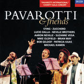 Pavarotti & Friends Songs