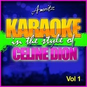 Karaoke - Celine Dion Vol. 1 Songs