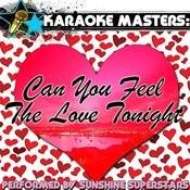 Karaoke Masters: Can You Feel The Love Tonight Songs