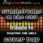 Summertime In The City (Tribute To Scouting For Girls) [Karaoke Audio Version] Songs