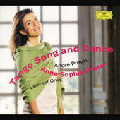 Anne-Sophie Mutter - Tango Song and Dance Songs