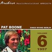 Pat Boone Sings Irving Berlin Songs
